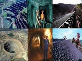 Extrativismo mineral - Só Geografia