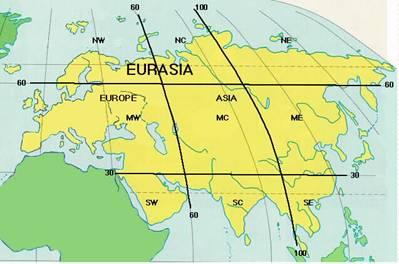 S Geografia  Continentes mares e oceanos