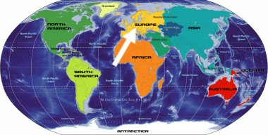 S Geografia  EUROPA